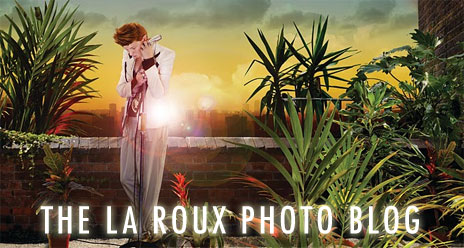 The La Roux Photo Blog