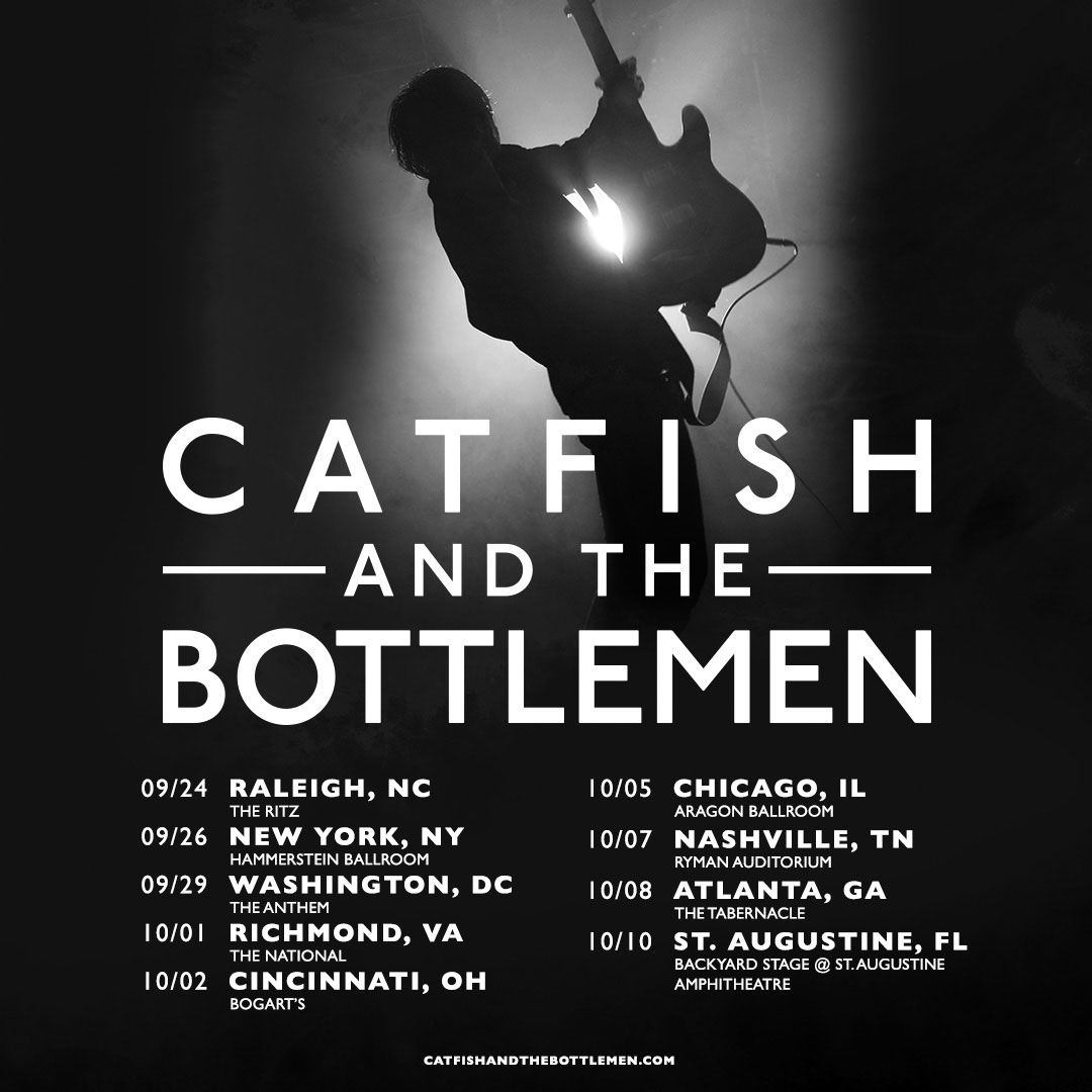 Catfish And The Bottlemen Tour 2020 Catfish and the Bottlemen – The Balance – out now