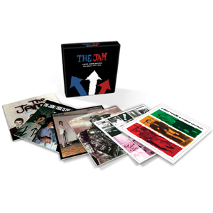 The Jam - Classic Album Collection Box Set