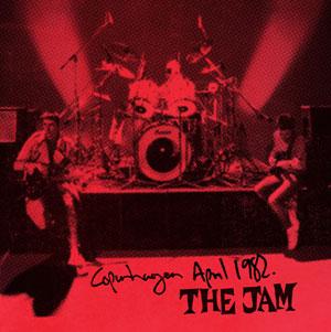 The Jam: Live In Copenhagen LP - Limited Edition Vinyl