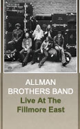 Allman Brothers Band - Live At The 