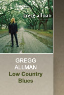 Gregg Allman - Low Country Blues
